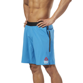 Pantalón corto Reebok CrossFit Speed - Games Mendota Blue CY4951
