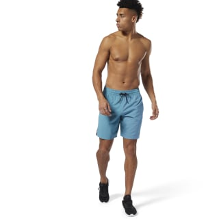 WOR Woven Shorts Mineral Mist DW3680