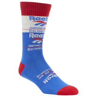 Classics Printemps and Été Crew Socks Collegiate Royal DU7390