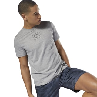 T-shirt Training Supply Medium Grey Heather DH3770