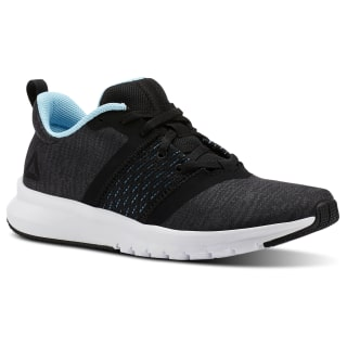 Reebok Print Lite Rush Black / Ash Grey / Digital Blue / White CN2614