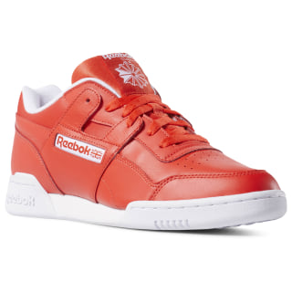 Workout Plus Canton Red / White DV4312