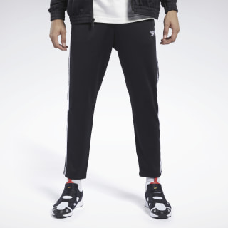 Classics Vector Tape Track Pants Black FJ3289