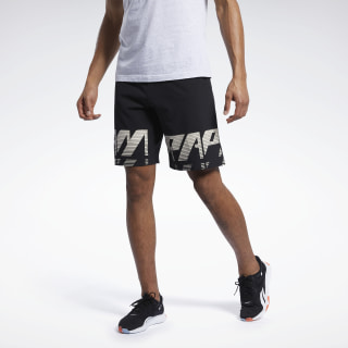 Pantalón corto Reebok CrossFit® Epic Base Black FK4337