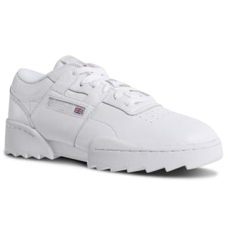 Workout Lo Ripple WHITE / STEEL / EXCELLENT RED DV5326
