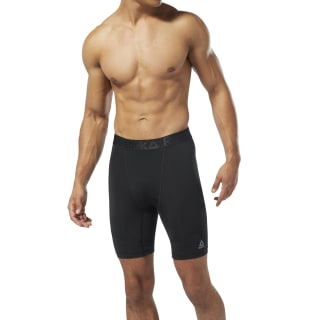 Short de compression WOR Black DP6164