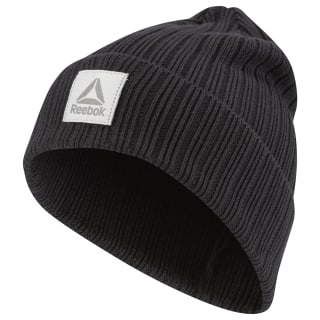 Bonnet avec logo Active Foundation Black CZ9830