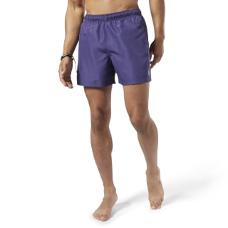 Short Beachwear Basic Boxer Midnight Ink EB6706