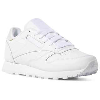 Classic Leather White/Mineral Mist CN7754