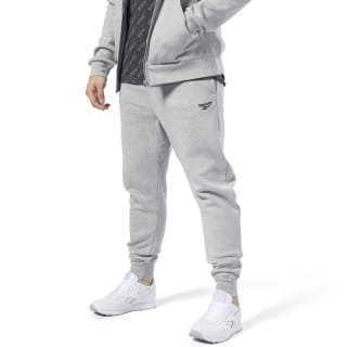 Спортивные брюки Classics Fleece medium grey heather EC4538