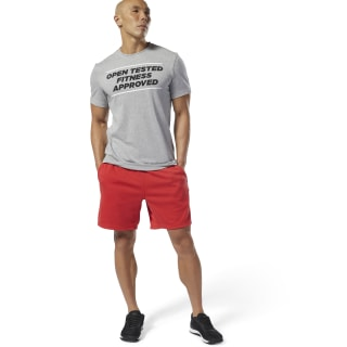 Reebok CrossFit® Speedwick Shorts Excellent Red / Canton Red DP4567