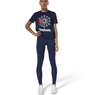 Legging Classics Advanced Collegiate Navy DX9955