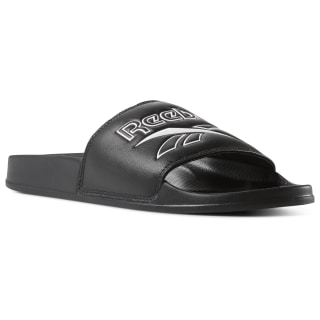 Chanclas Reebok Classic Slide Black / White / Vector Slide DV4908