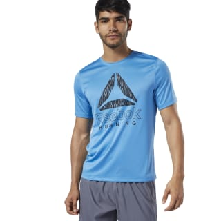 Reebok Graphic T-shirt Cyan EC2553