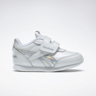 Reebok Royal Classic Jogger 2.0 Shoes White / Iridescent DV9022