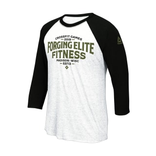 CrossFit® Games Forging Elite Fitness Raglan Tee Multi BI1877