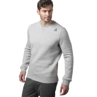 Elements Crew Sweatshirt Medium Grey Heather CY4859