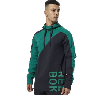 One Series Training Colorblock Hoodie Black DY8030