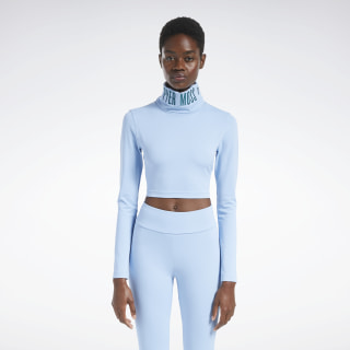 Reebok by Pyer Moss Turtleneck Fluid Blue FR9345