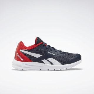 Reebok Rush Runner 2.0 Shoes Collegiate Navy / Primal Red / White EF3160