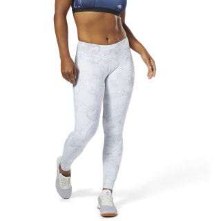 Reebok CrossFit Lux Tights - Stone White D94951