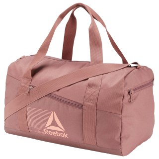 Active Foundation Grip Duffel Bag Small Mysterious Rose DU2999
