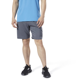 Workout Ready Woven Shorts Cold Grey 6 ED2720