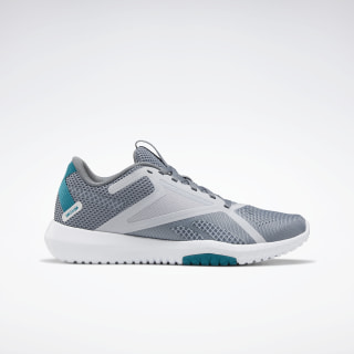Reebok Flexagon Force 2.0 Shoes Cold Grey 5 / Cold Grey 2 / Seaport Teal EH3559