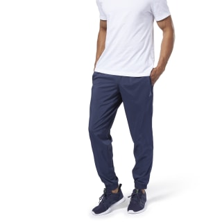 Training Essentials Woven Cuffed Pant Heritage Navy DY7784