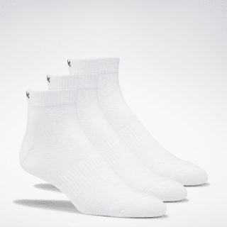 Носки Active Foundation Ankle, 3 пары White/white/white/white FQ5323