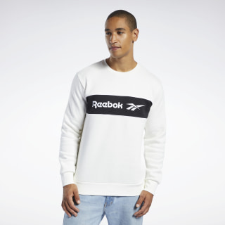 Sweat à col rond Classics Linear Chalk FN2822