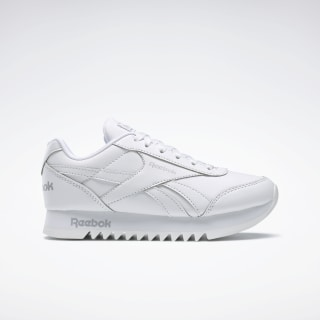 Reebok Royal Classic Jogger 2.0 Platform Shoes White / Silver Metallic / None FV7661