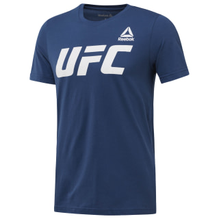 Camiseta gráfica UFC WASHED BLUE S18-R CG0632