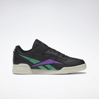 Workout Lo Plus Shoes Black / Emerald / Grape Punch EF8239