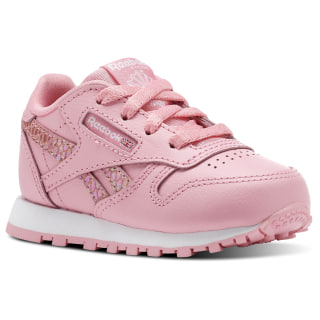 Tenis Classic Leather Spring PINK/WHITE CN0320