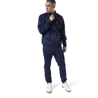 Classics Foundation Track Jacket Collegiate Navy DH2115