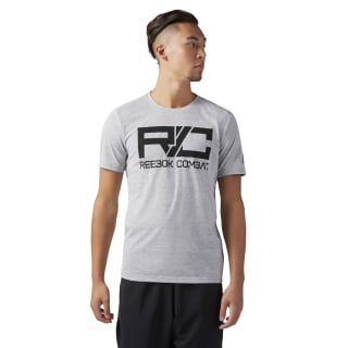 Combat Mark T-Shirt Medium Grey Heather CY6124