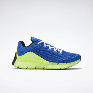 Zig Kinetica Shoes Humble Blue / Solar Yellow / White FX0432