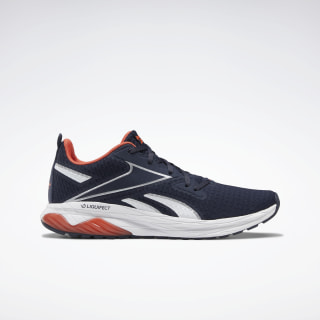 Кроссовки Reebok Liquifect Sport Heritage Navy / White / Vivid Orange FV2526