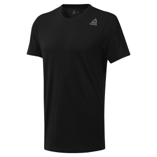 Elements Classic Tee Black BK3344