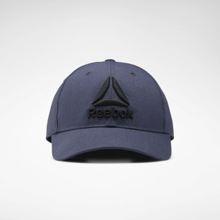 Active Enhanced Baseball Cap Heritage Navy EC5670