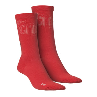CrossFit Unisex Engineered Christmas Sock Primal Red EI0804