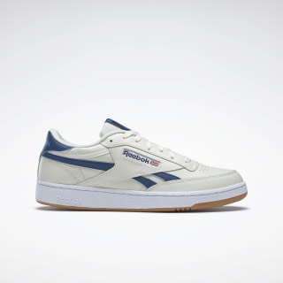 Кроссовки Reebok Club C Revenge White/chalk/bunker blue/white FW3598
