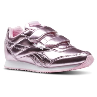 Reebok Royal Classic Jogger 2.0 2V Metallic Light Pink/White CN5843