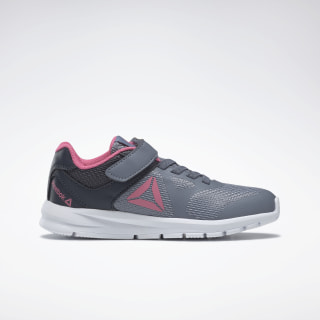 Rush Runner Shoes - Preschool Grey / Navy / Pink DV8730