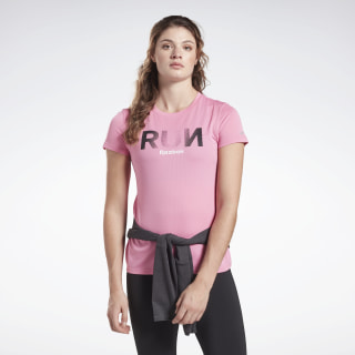 Playera Running Essentials Posh Pink FK6500