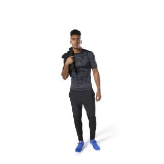 Camiseta Training Compression Cold Grey 7 DP6561