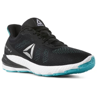 Tênis  Sweet Road 2 Black / Solid Teal / White / Silver CN6550