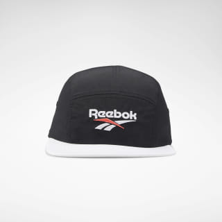 Gorra Retro Running Black ED6885