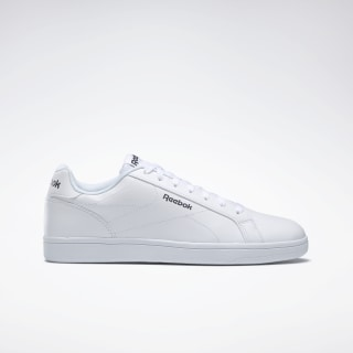 Reebok Royal Complete CLN White / Collegiate Navy CM9104